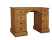 Small Cupboard Kneehole Desk