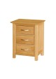 Madison Oak High Bedside Chest