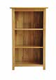Madison Oak 3ft Narrow Bookcase