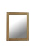 Madison Oak Wall Mirror