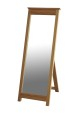 Madison Oak Cheval Mirror
