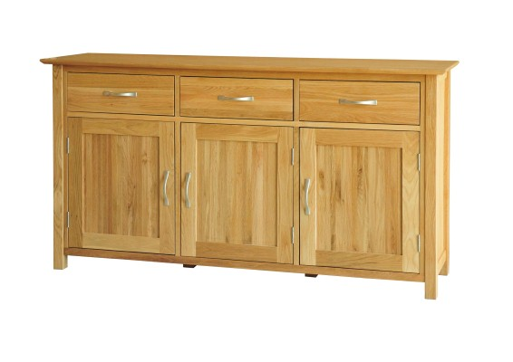 Madison Oak Large Sideboard