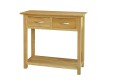 Madison Oak Console Table